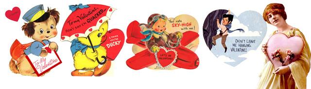 История изготовления Валентинок, открыток к дню Валентина