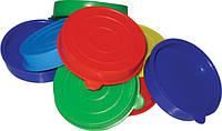 Крышка на хозбанку Цветная (У) 200 шт/меш.