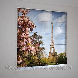 Римские шторы  Париж