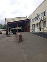 Изготовление, монтаж, реконструкция ангаров и складов, помещений, промышленных хранилищ,зданий для хранения :