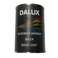 Автокраска металлик Super Black 9005 Черная DALUX BC  1л