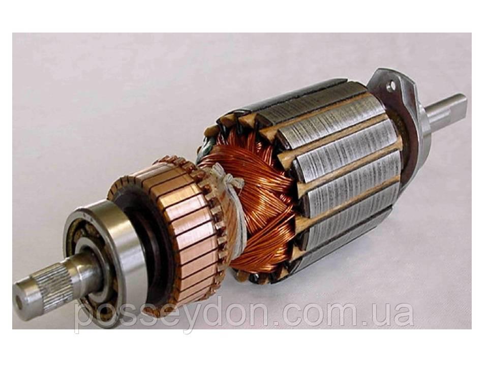 Перемотка якорей (коллекторных двигателей постоянного тока)