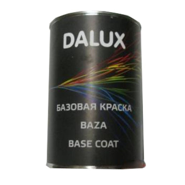 Автокраска металлик OPEL 163 Сильвер серебряный DALUX BC  1л