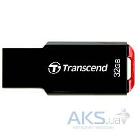 Флешка USB Transcend 32GB JetFlash 310 Black USB 2.0 (TS32GJF310)