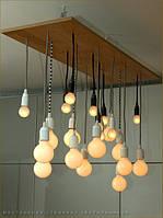Люстра 21 лампочка, фото 1