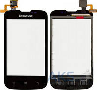 Сенсор (тачскрин) для Lenovo A60+ Original Black