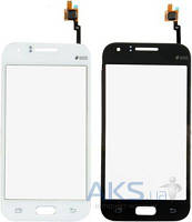 Сенсор (тачскрин) для Samsung Galaxy J1 Duos J100H White