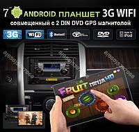 Новинка 2013г. Автомагнитола на Android WiFi GPS + планшет