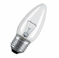 Лампа декоративная свеча ДС 40W Е27