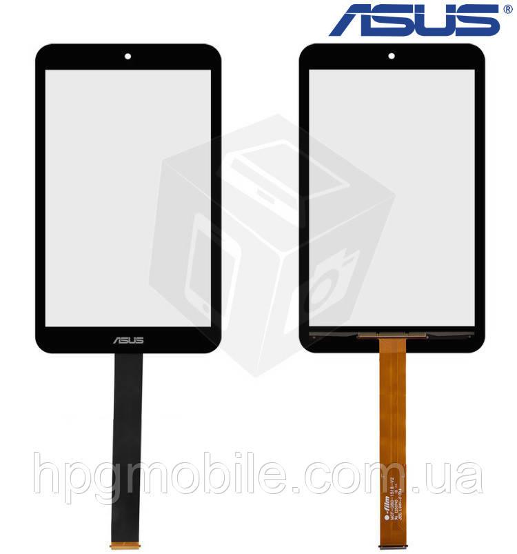 Сенсорный экран для Asus MeMO Pad 8 ME181C, ME181CX, черный, оригинал