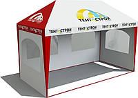 Палатка ПВХ 3x4 м стены