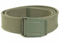 Ремень армейский Safety buckle олива (Mil-Tec)