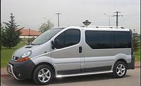 Пороги Опель Виваро / Opel Vivaro 2001 - 2015 длин. база