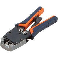 Инструмент обжимной НТ-500R Hanlong, для обжима RJ-11/12, RJ-45, профессиональный