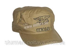 Кепка SEALS  койот (Mil-Tec)