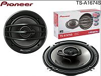 Автомобильная акустика колонки Pioneer TS-A1674S