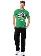 Джинсы мужские adidas Sweatpant G86343 Canvas Pant Black адидас