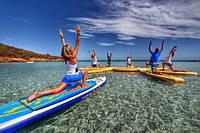 SUP (Stand Up Paddling) – новый вид активного отдыха, который покорил весь мир.