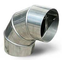 Отвод стальной ф 100/108*6,0 90* 09Г2С