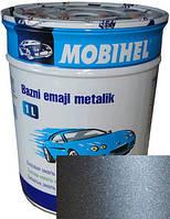 Автокраска металлик 415 Электрон HELIOS(Mobihel) BC 1л.