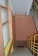 Фактурная штукатурка потолка
