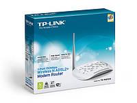 Маршрутизатор TP-Link TD-W8151N ADSL2+