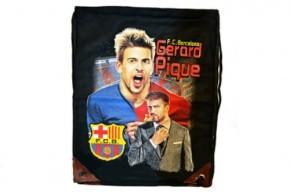 Сумка-рюкзак с фото футболистов.