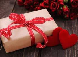 Идеи подарков на День святого Валентина.