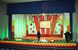 Оформлення повітряними і гелієвими кульками театральних сцен і відкритих майданчиків, фото 2