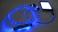 Светящиеся LED наушники GLOW, фото 1