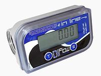 Счетчик для пищевых жидкостей электронный IN-LINE
