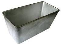 Форма для хлеба 600гр. (толстостенная)