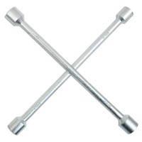 Ключ баллонный, крестообразный Technics, 17х19х21х22 мм