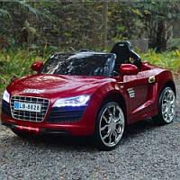 Электромобиль детский Audi R8 KD100