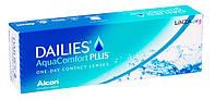 Контактные линзы Dailies AquaComfort Plus (30 шт)
