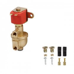 Клапан газа Атикер под трубку 6 мм