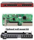 MIKROTIK RouterBOARD RB2011LS-IN +L4 (64MB RAM, SFP,5xLAN,5xGig), фото 2