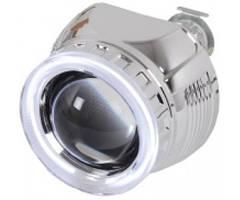 Биксеноновая линза Fantom FT Bix.lens with angel eye 2.5 (B3)