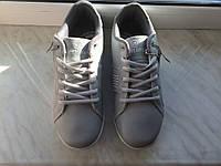Кожаные женские кроссовки Restime 35,36,37,38,40 размеры