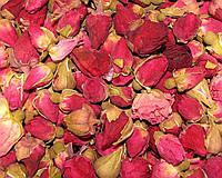 Чайная роза (крупная), добавка к чаю - 50 грамм