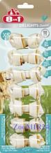 Лакомства косточки для собак 8 в 1