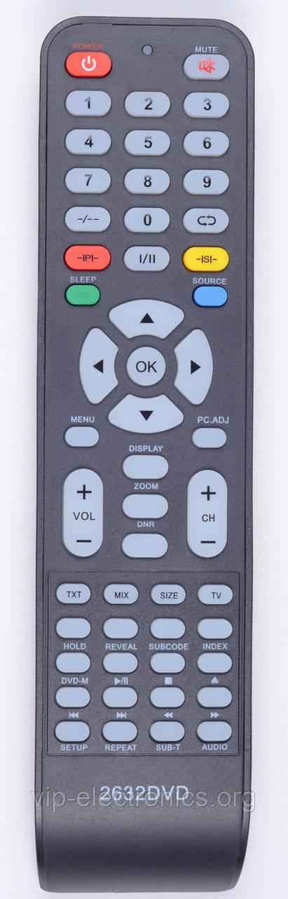 Пульт BRAVIS LCC-2632,  LCD-2632, [LCD TV]   СE