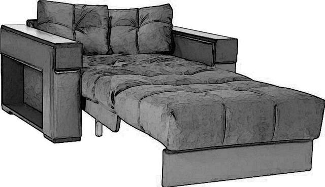 Крісло-ліжко