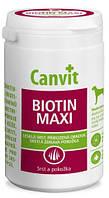 Витамины для собак Canvit Biotin Maxi (Канвит H Биотин Макси)