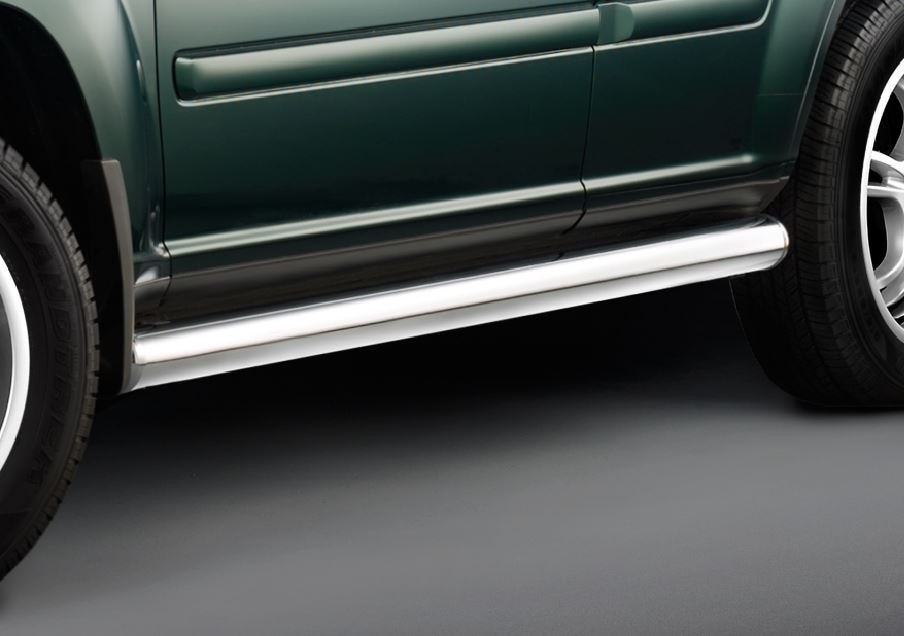 Подножки Nissan X-Trail 2001-2007
