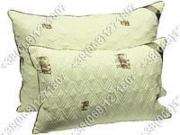 Подушка шерстяная стеганая 50х70 Sheep