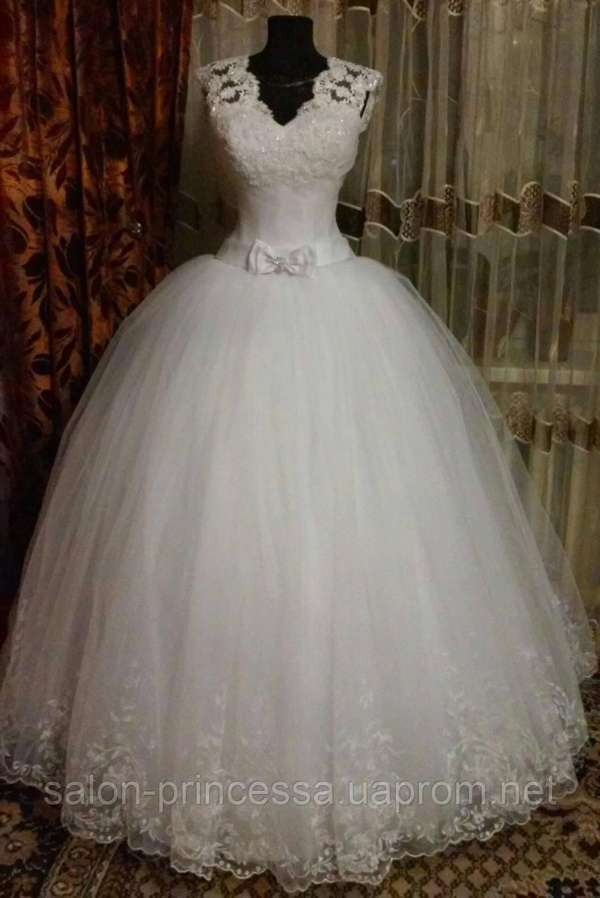 96b5e25abf7 Свадебное платье