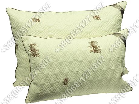 Подушка шерстяная стеганая 70х70 Sheep, фото 2