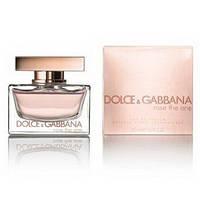 DOLCE & GABBANA ROSE THE ONE edp 50 ml spray (L)