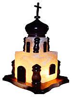Соляная лампа Церковь малая 5-6 кг
